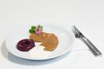 Wiener Tafelspitz mit Meerrettichsauce